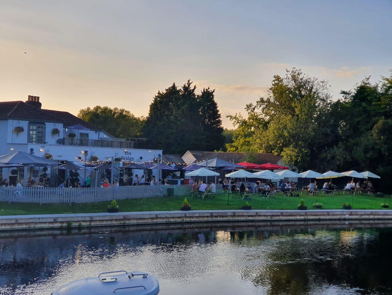 The Bridge Beer Garden